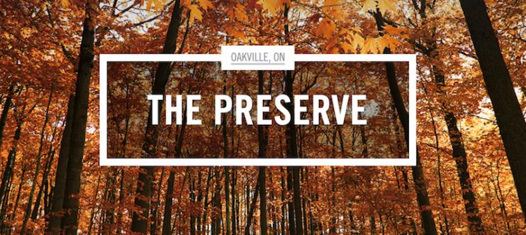 Mattamy Homes Oakville The Preserve