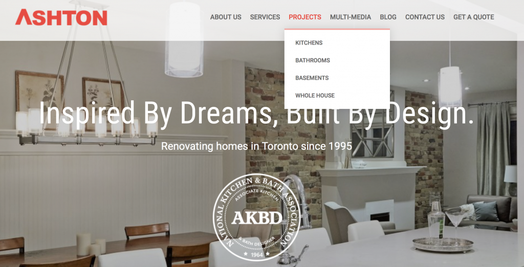 Ashton Expert Premium Custom Home Builders in Toronto