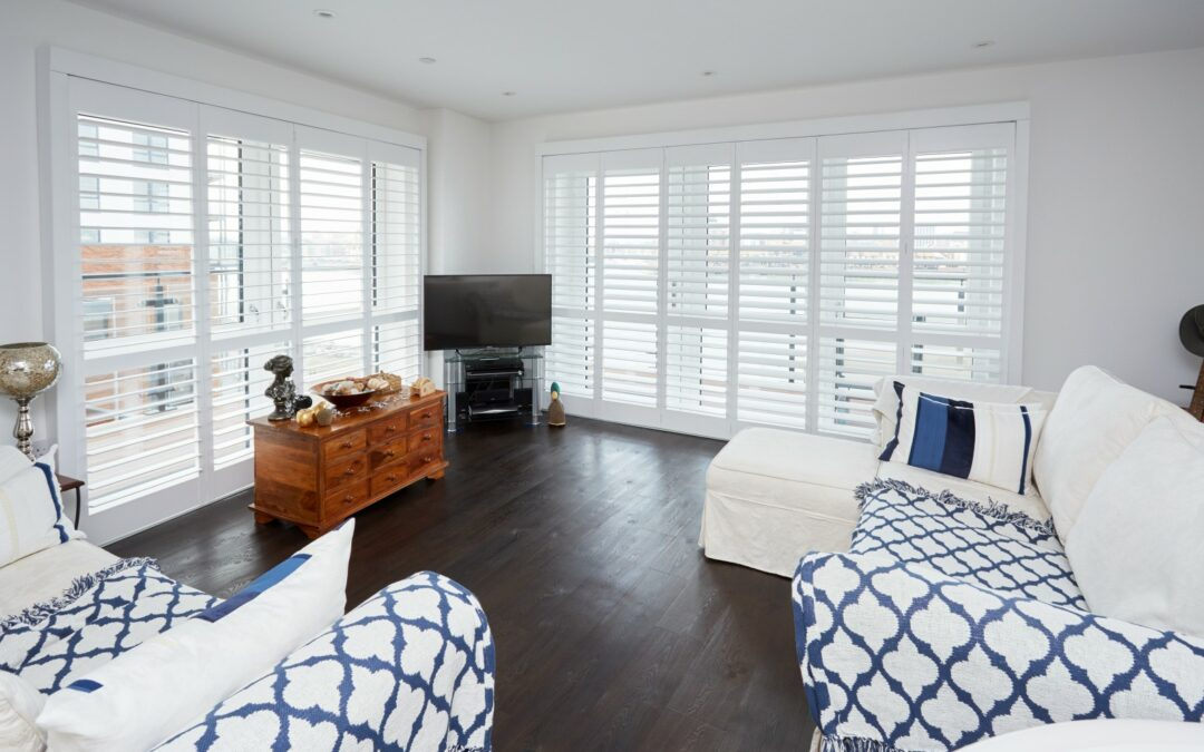 10 Advantages of California Shutters